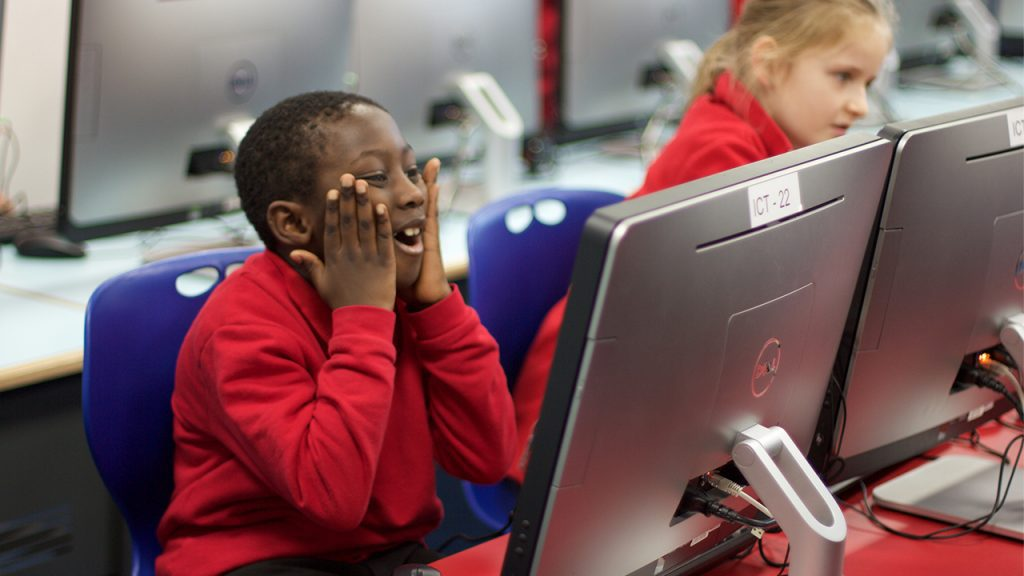 Supporting teachers and pupils to use technology