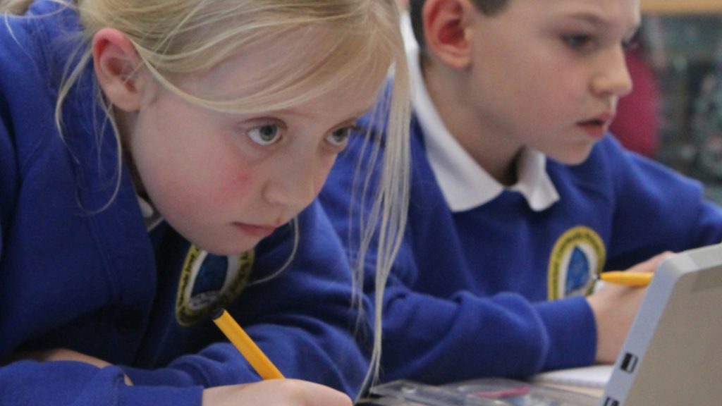 Supporting a leading digital school
