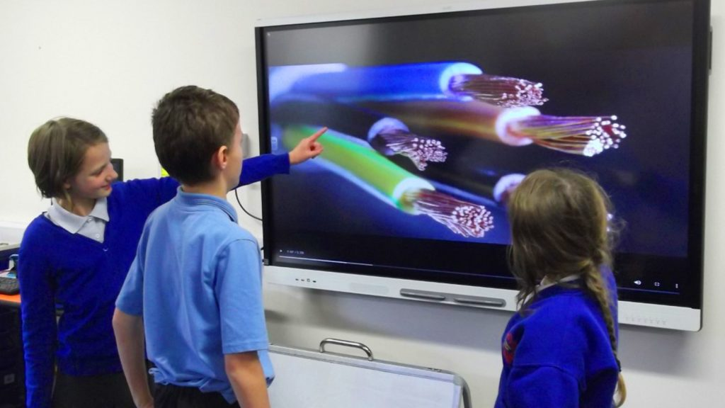 Discovery Education: Supporting STEM learning