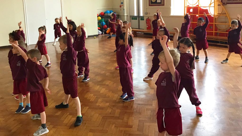 The power of physical activity in the classroom
