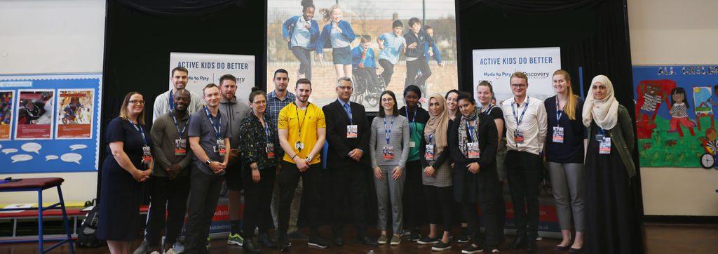 Birmingham teachers unite to make schools more active