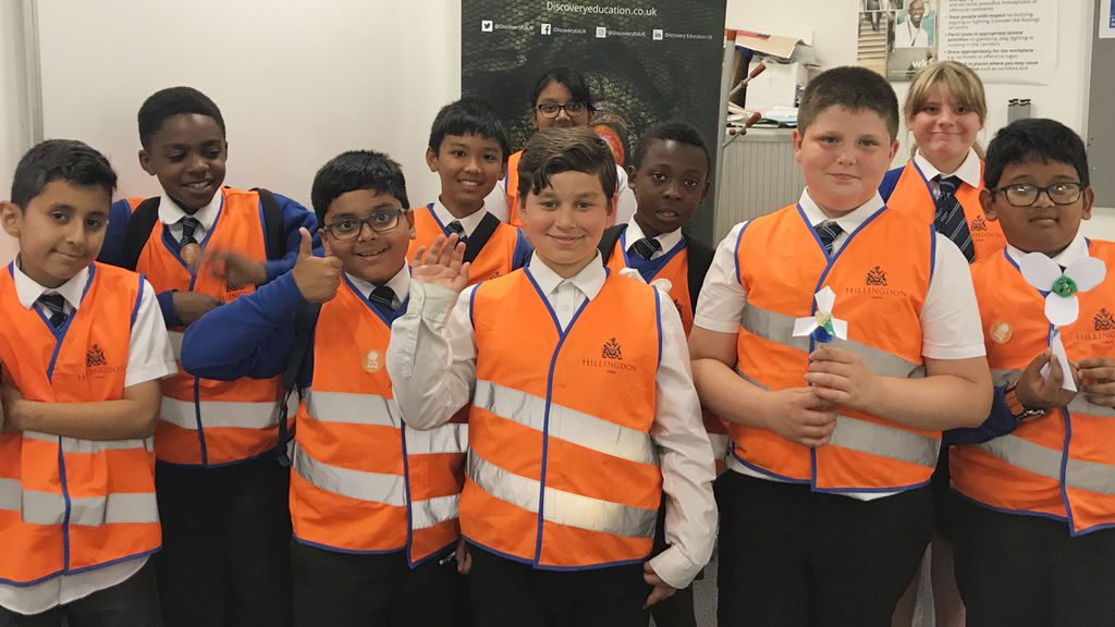 150 London pupils experience hands-on, future-focused STEM challenges at Big Bang London