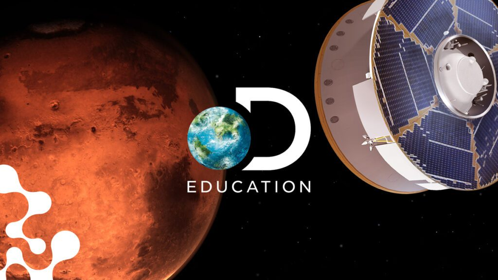 NASA and Discovery Education invite teachers and students worldwide to join the exploration of Mars through a special livestream of the Perseverance Rover's landing